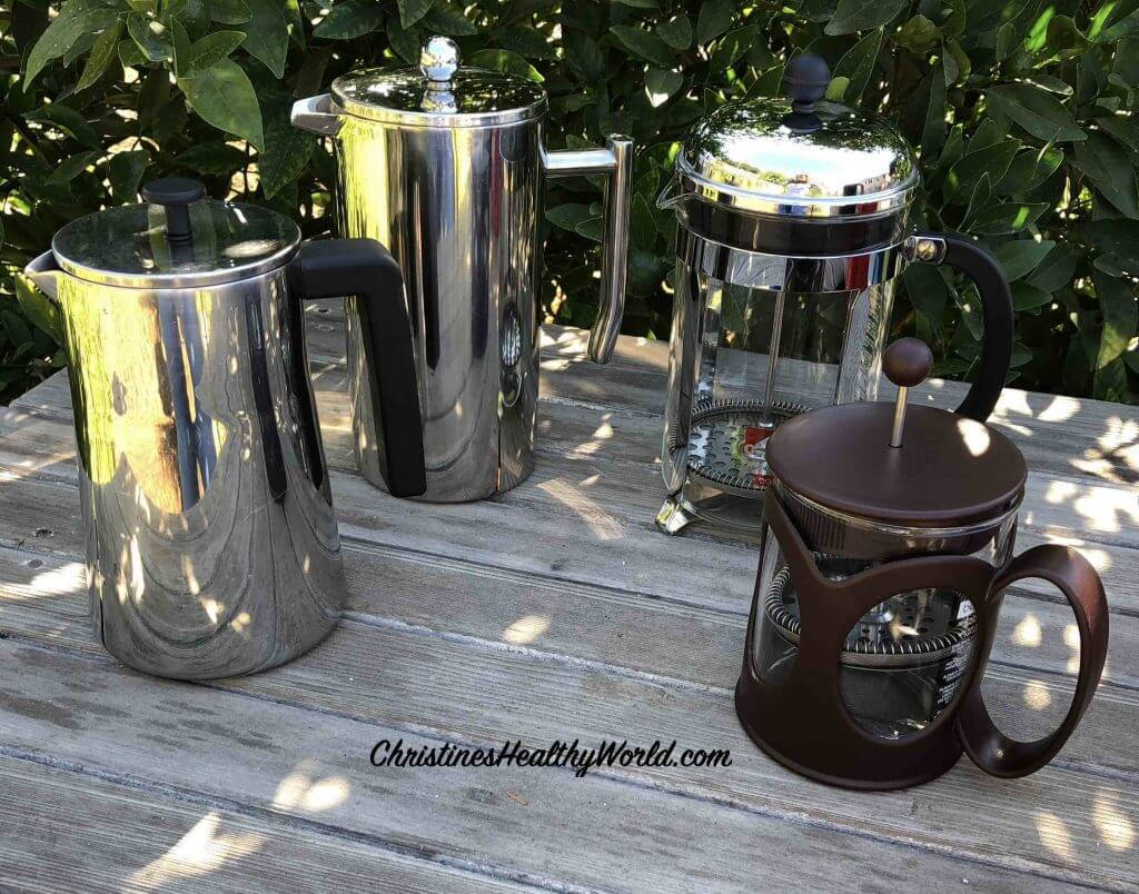 make-coffee-french-press