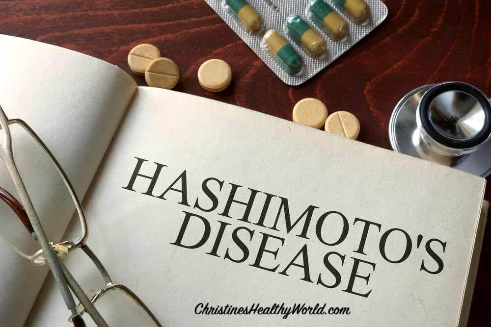 Hashimoto's Disease with pills