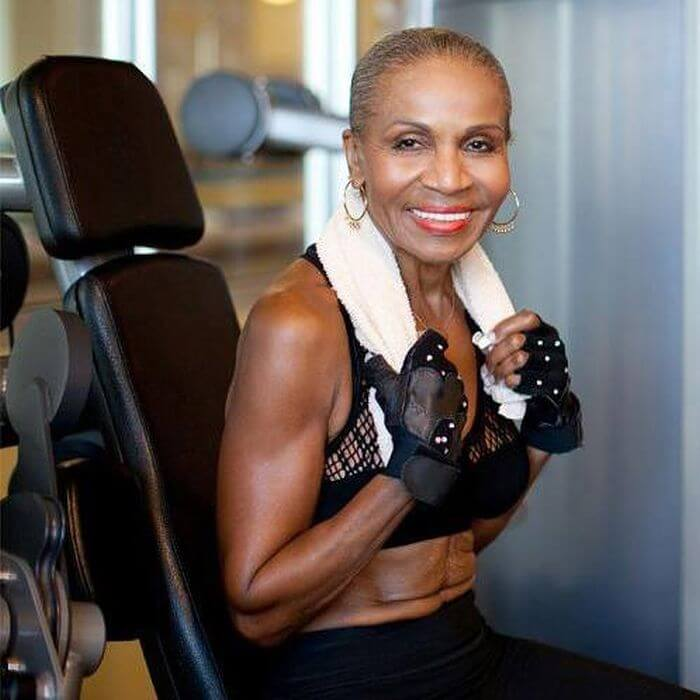 Exercise Ernestine Shepherd