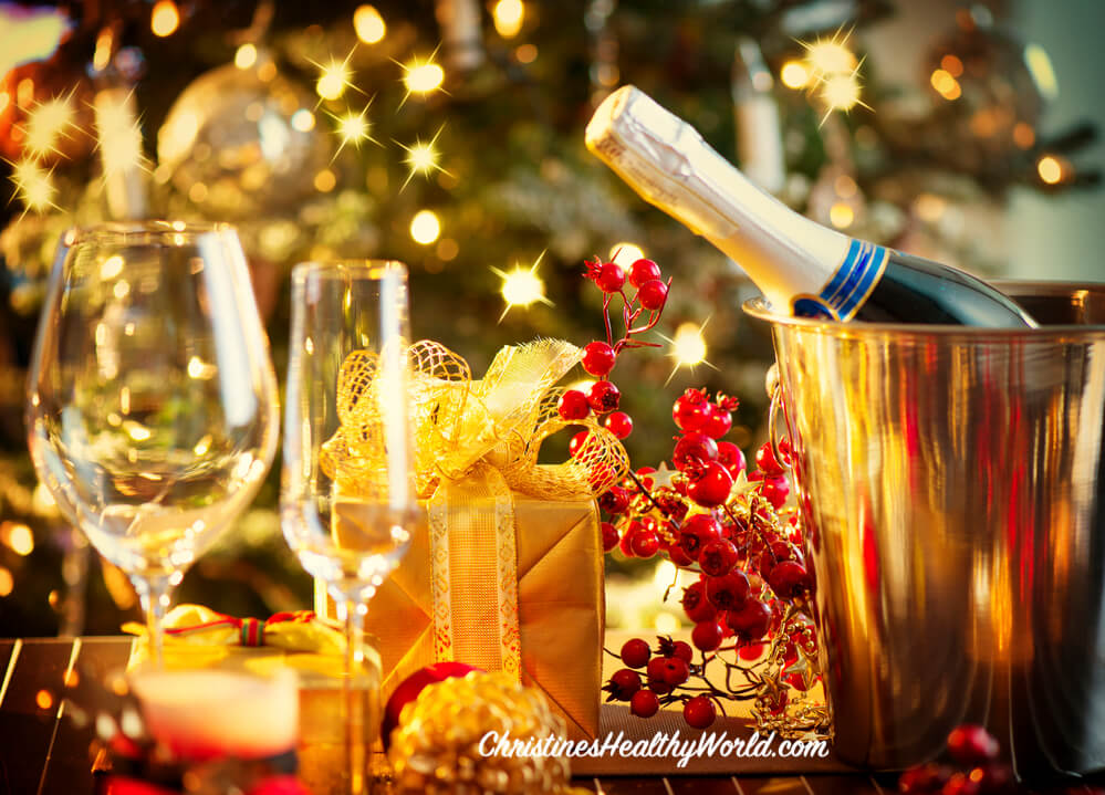 how not to put on weight during holidays table setting