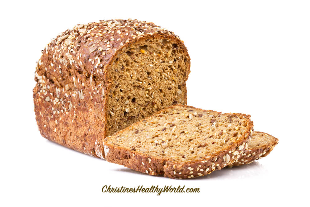 Grain-Free loaf of bread