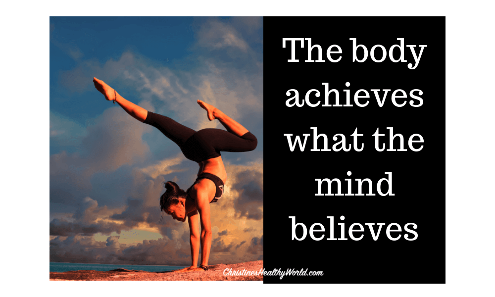 Workout Motivation Quotes the mind believes